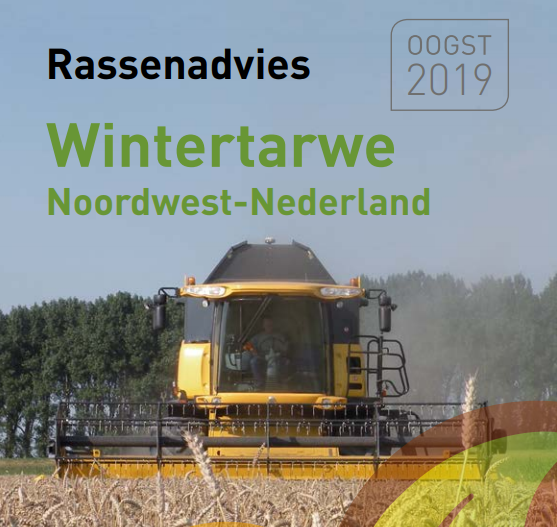 Flyer rassenadvies wintertarwe